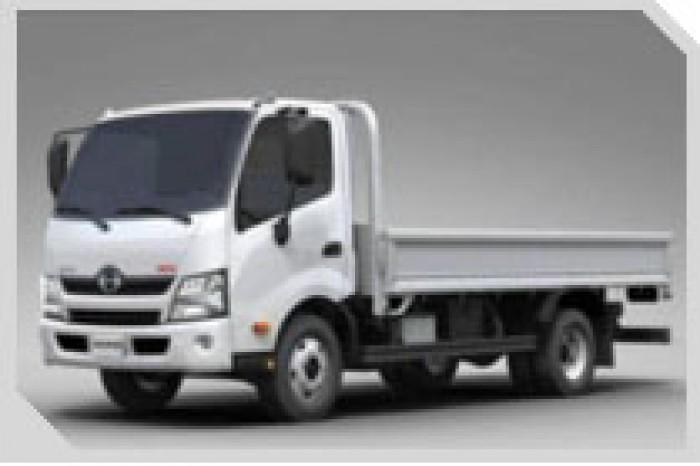 Hino Dutro 300 là dòng xe tải nhẹ 0