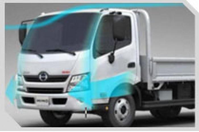 Hino Dutro 300 là dòng xe tải nhẹ 3