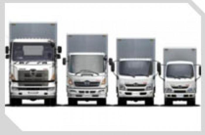 Hino Dutro 300 là dòng xe tải nhẹ 4
