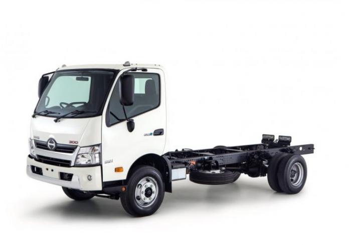 Hino Dutro 300 là dòng xe tải nhẹ 5