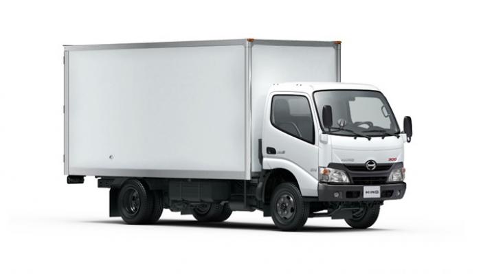 Hino Dutro 300 là dòng xe tải nhẹ 6