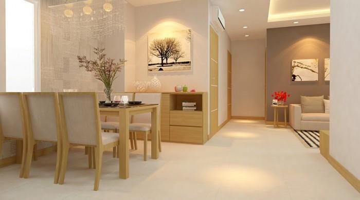 Bán căn hộ chung cư cao cấp Bình Thạnh có hồ bơi trong nhà và view sông