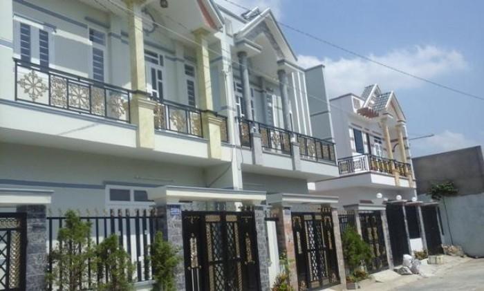 Nhà lầu Hương Lộ 80, Vĩnh Lộc, Bình Chánh,112m