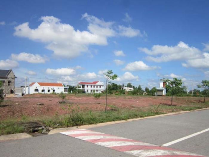 Nhượng lại lô đất nền sổ hồng riêng giá cực sốc tại khu đô thị mới