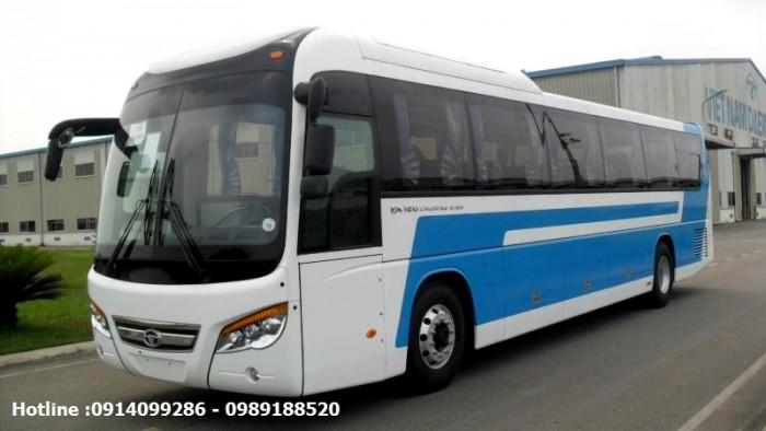 Ô tô khách 47 chỗ ngồi daewoo - FX120,sơn màu theo yêu cầu