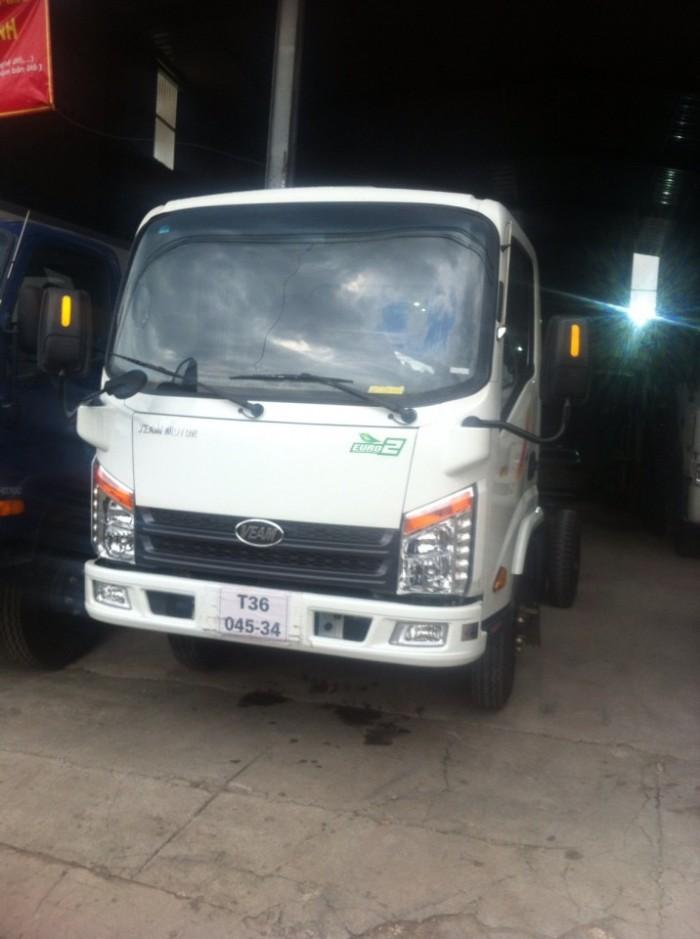 Mới ! Xe tải veam vt252-1 thùng dài 4m2 liên hệ liền tay