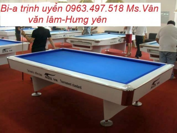 Thanh lý bàn bi a giá rẻ tại Hà Nội, toàn quốc