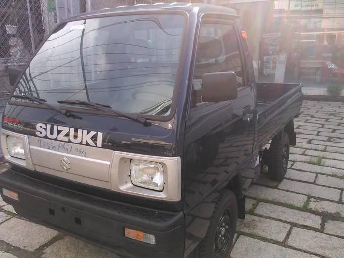 Suzuki Super Carry sản xuất năm 2016 Số tay (số sàn) Xe tải động cơ Xăng