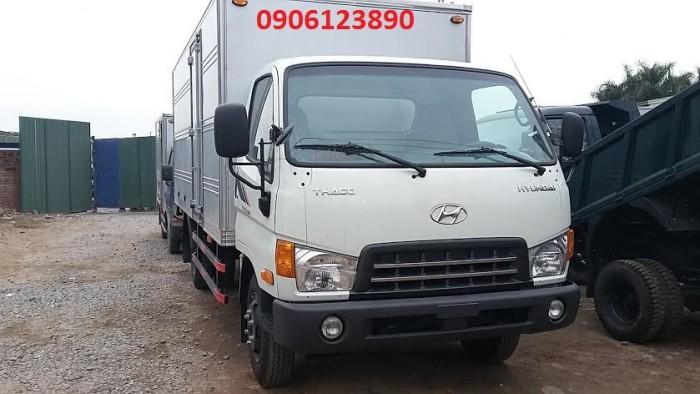 Thaco Khác Số tay (số sàn) Xe tải động cơ Dầu diesel