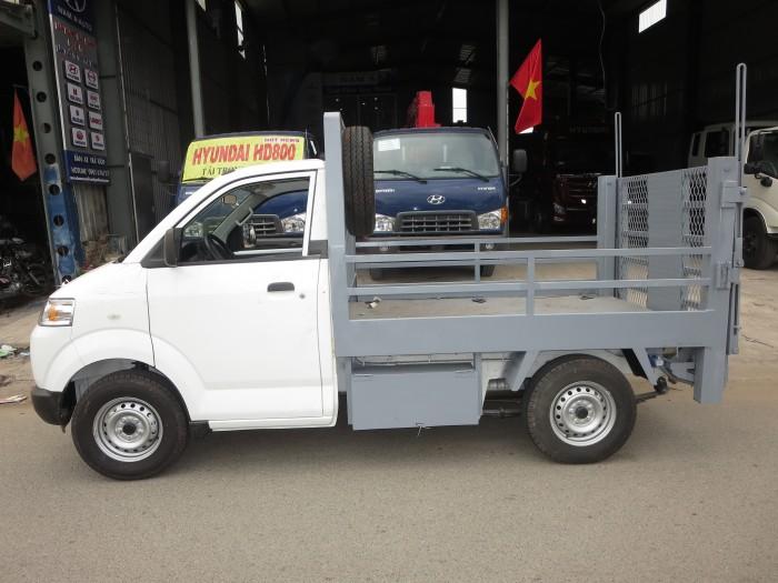 Suzukipro 750kg đóng bửng nâng 2016, giao xe nhanh 0