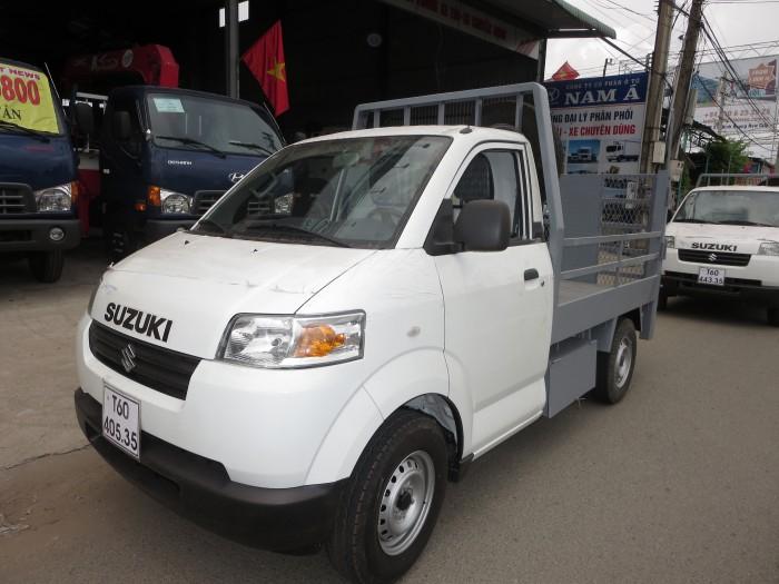 Suzukipro 750kg đóng bửng nâng 2016, giao xe nhanh 1