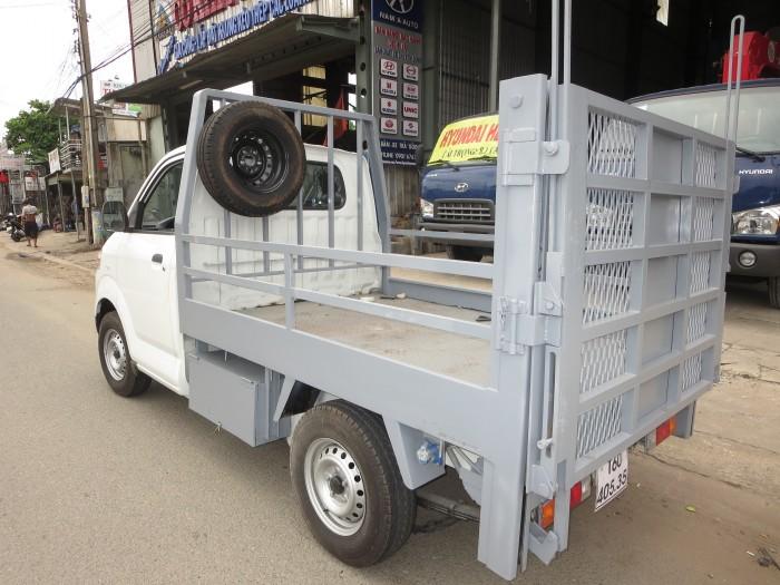 Suzukipro 750kg đóng bửng nâng 2016, giao xe nhanh 2