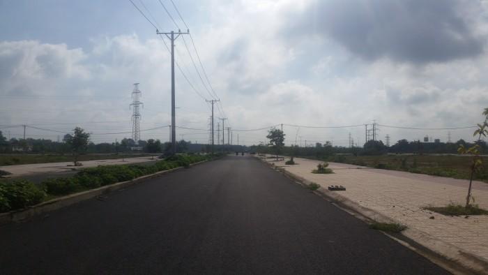 Đất nền dự án ngay ngã 3 Thái Lan.3,8tr/m2.
