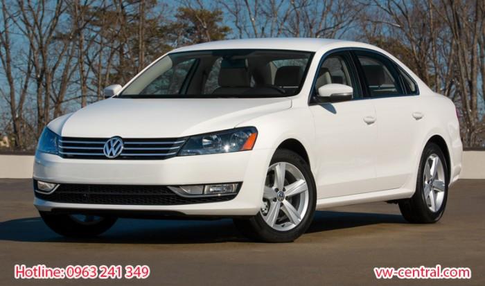 Volkswagen Passat, nhập khẩu chính hãng, giá tốt, ưu đãi lớn 2