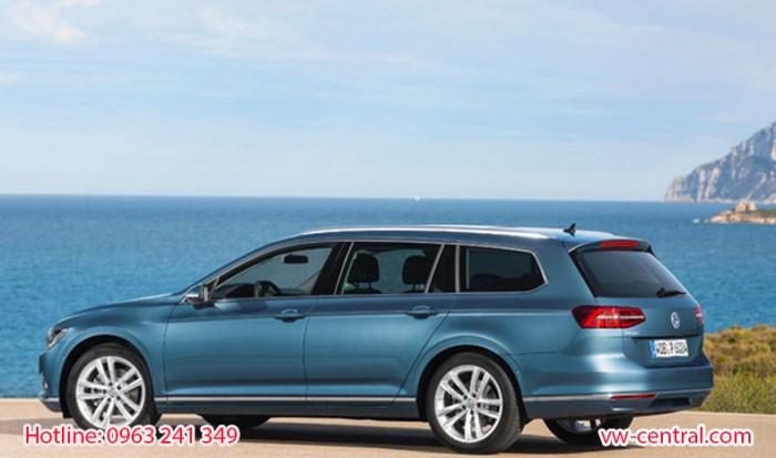Volkswagen Passat, nhập khẩu chính hãng, giá tốt, ưu đãi lớn 4