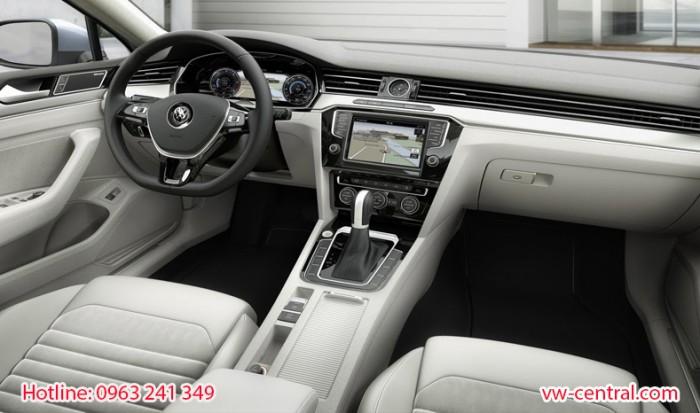 Volkswagen Passat, nhập khẩu chính hãng, giá tốt, ưu đãi lớn 5