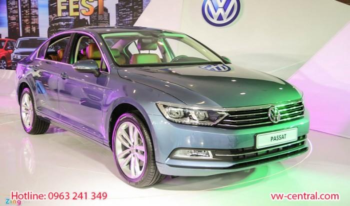 Volkswagen Passat, nhập khẩu chính hãng, giá tốt, ưu đãi lớn 6