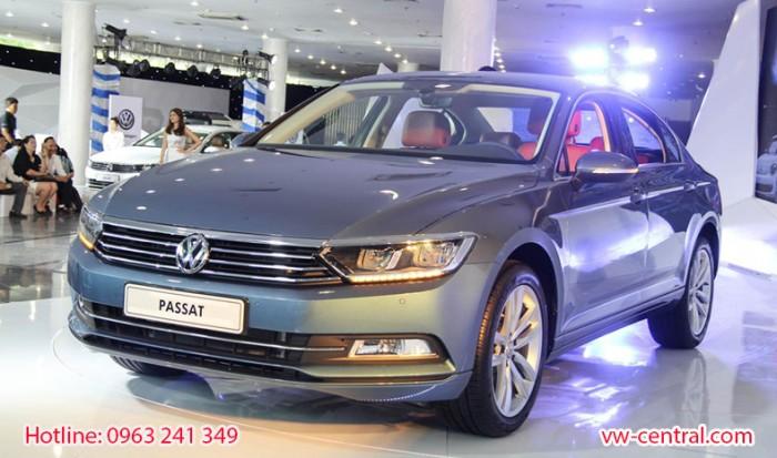Volkswagen Passat, nhập khẩu chính hãng, giá tốt, ưu đãi lớn 7