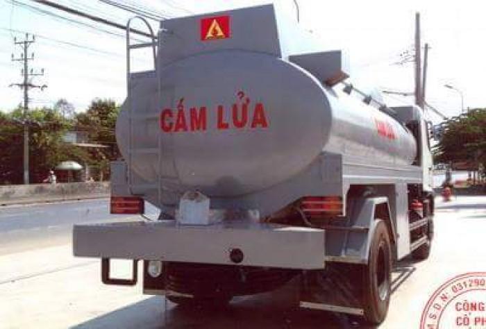 Bán xe bồn chở nhiên liệu, 4