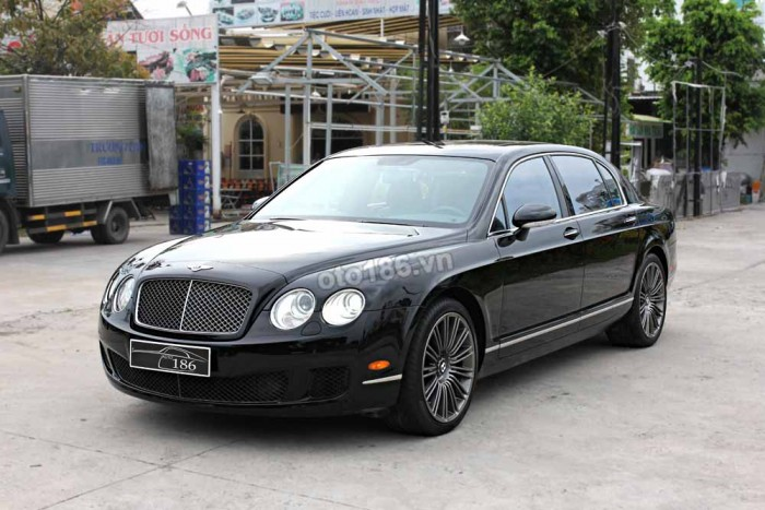 Bentley Continental Flying Spur Speed 2009