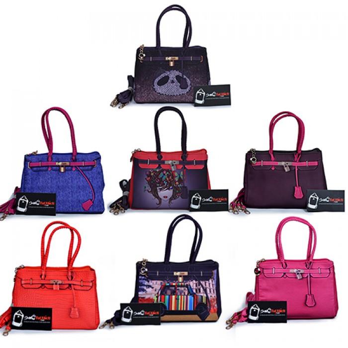 Mẫu túi xách rất đa dạng ,mang lại nhiếu sự chọn lựa cho chị em