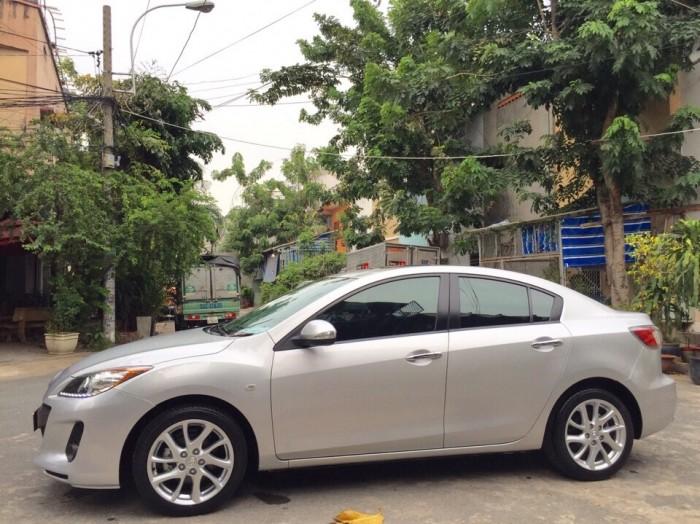 Mazda 3 sản xuất năm 2013 Số tự động Động cơ Xăng