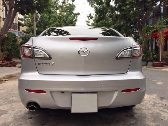Bán Mazda 3 2013 cũ màu bạc 4