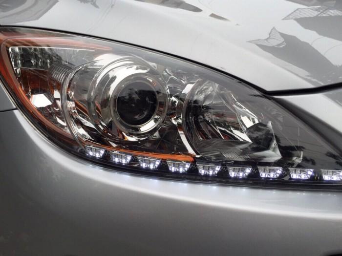 Bán Mazda 3 2013 cũ màu bạc 6