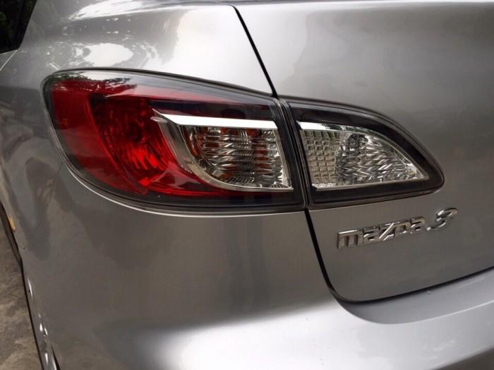 Bán Mazda 3 2013 cũ màu bạc 7