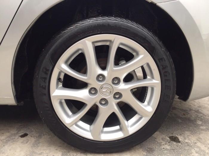 Bán Mazda 3 2013 cũ màu bạc 8