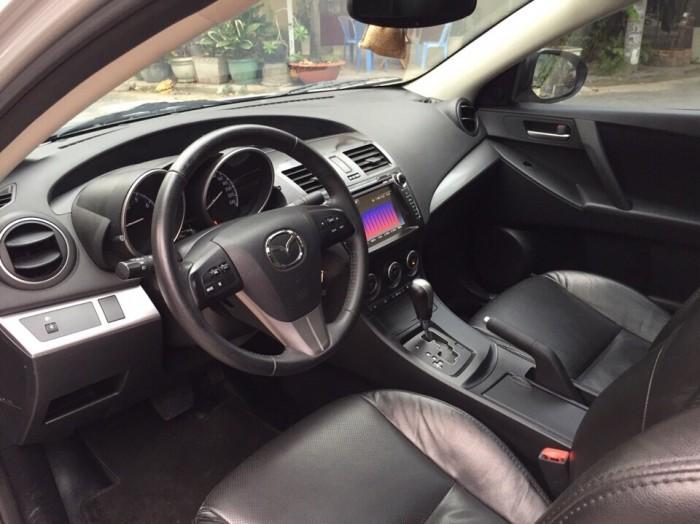 Bán Mazda 3 2013 cũ màu bạc 10