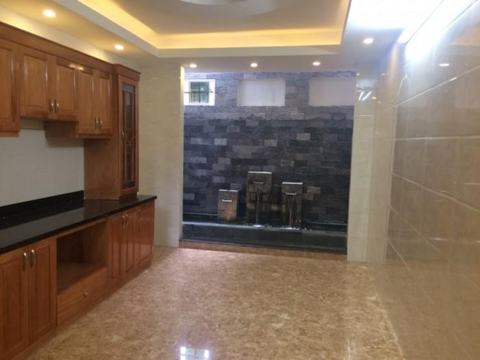 Bán nhà PL Trần Quốc Hoàn Dịch Vọng Cầu Giấy 43 m2 x6 tầng giá 6,95 tỷ đẹp long lanh ô tô vào nhà