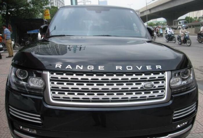 Landrover Range rover Autobiography 5.0 2014 Màu đen