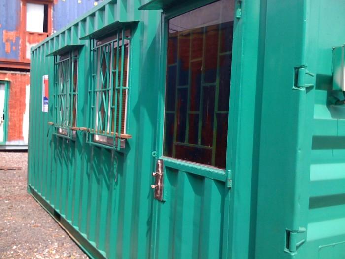 container van phong, nha o
