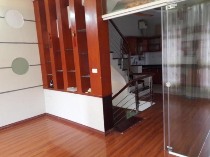 Bán nhà xây mới đẹp long lanh 45m2 x5T giá 2,9 tỷ Phạm Văn Đồng Cổ Nhuế  Bắc Từ Liêm.