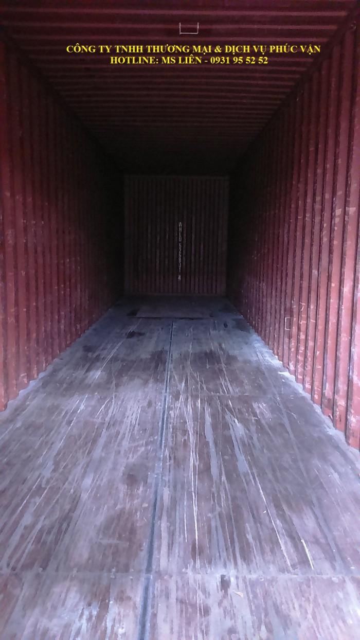 Bán Container Kho 40 Feet Đẹp, Giá Rẻ, Uy Tín tại Huế, 2