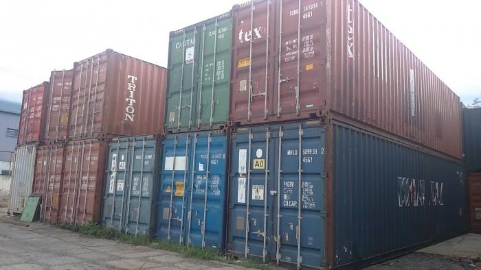 Bán Container Kho 40 Feet Đẹp, Giá Rẻ, Uy Tín tại Huế
