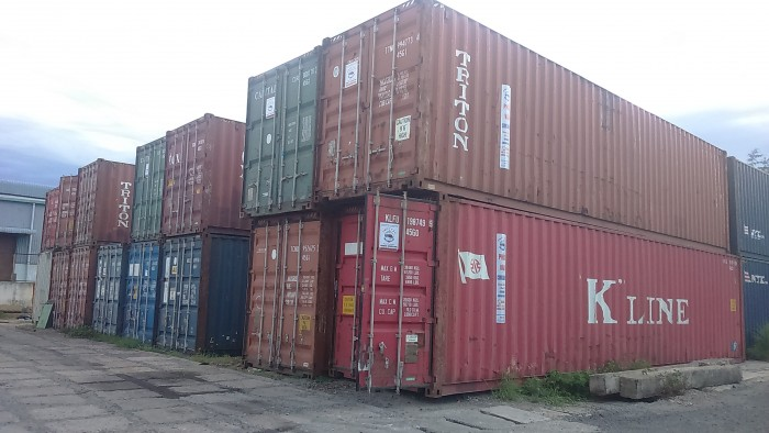 Container Kho 40 HC, 1