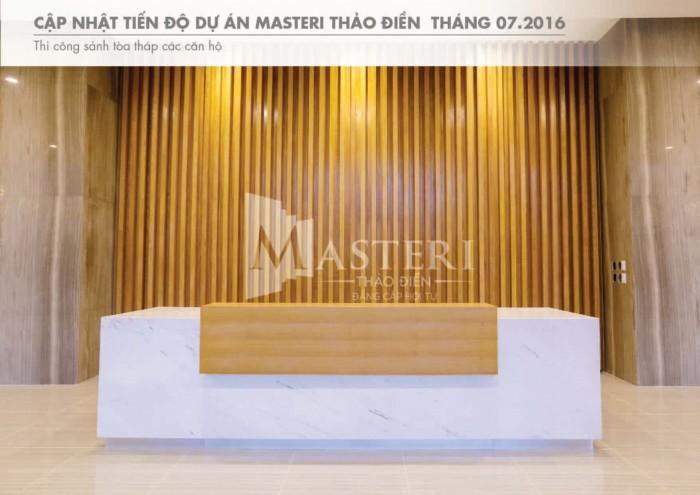 Cần bán gấp căn 2PN-63.37m2 masteri thảo điền, 2.25 tỷ