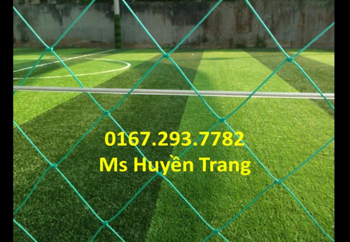 Nơi cung cấp lưới bóng đá tốt nhất Hà Nội, lưới bóng đá sợi nhựa PE