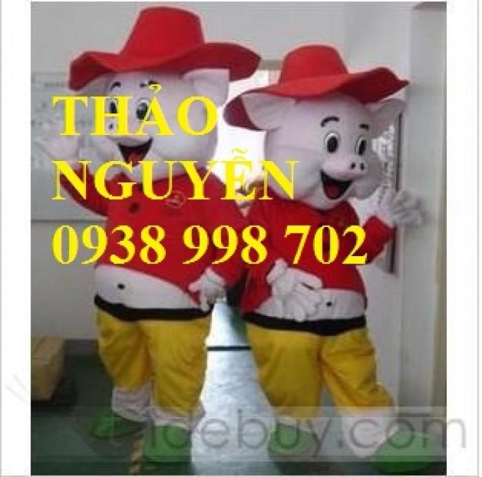May mascot giá rẻ, mascot pokemon giá rẻ