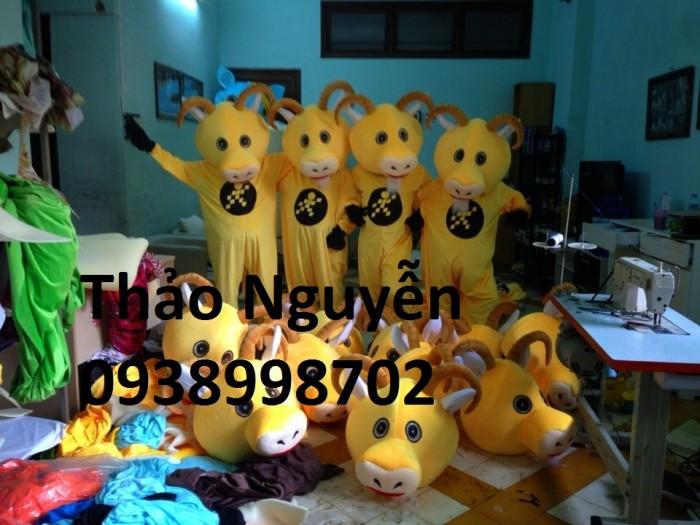 May mascot giá rẻ, mascot pokemon giá rẻ, 6