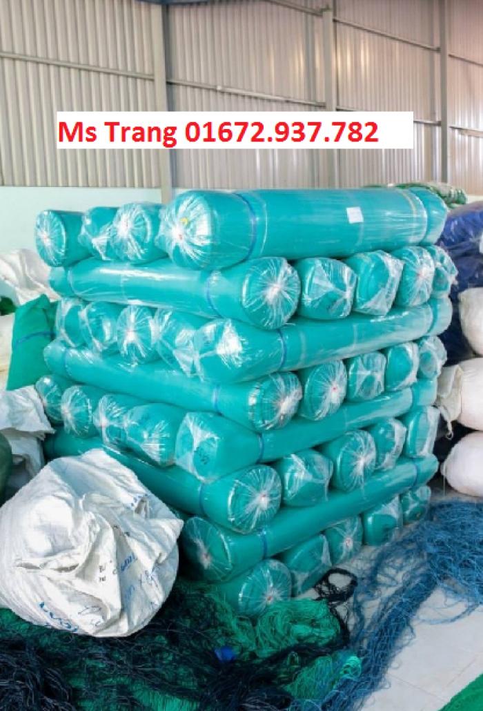 Lưới bao che công trình sợi HDPE cao cấp dùng che chắn bụi bặm, an toàn xây dựng, 2