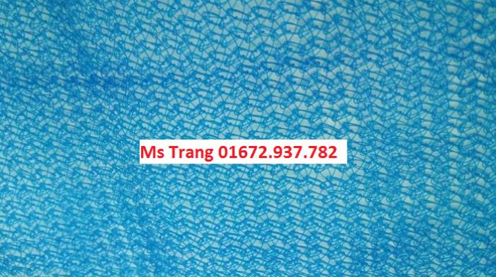 Lưới bao che công trình sợi HDPE cao cấp dùng che chắn bụi bặm, an toàn xây dựng, 3