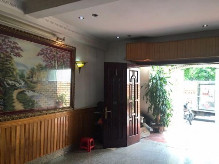 Bán nhà 45m2 x4 Tầng oto vào nhà giá 5.8 tỷ Thái Hà, Đống Đa