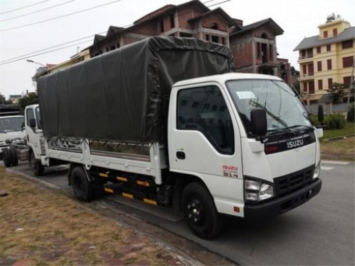 Xe tải isuzu 2.2 tấn trả góp trong 60 tháng lãi suất thấp