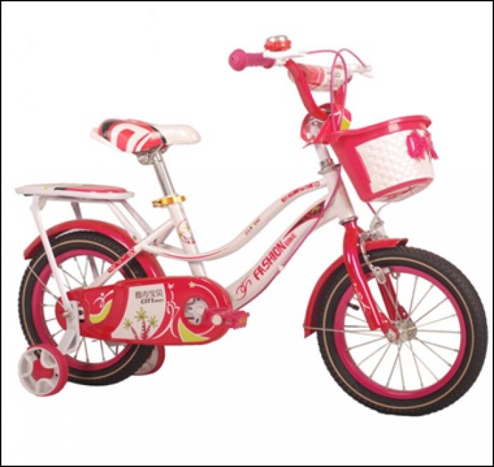 Xe đạp dành cho trẻ em 4-6 tuổi FASHION