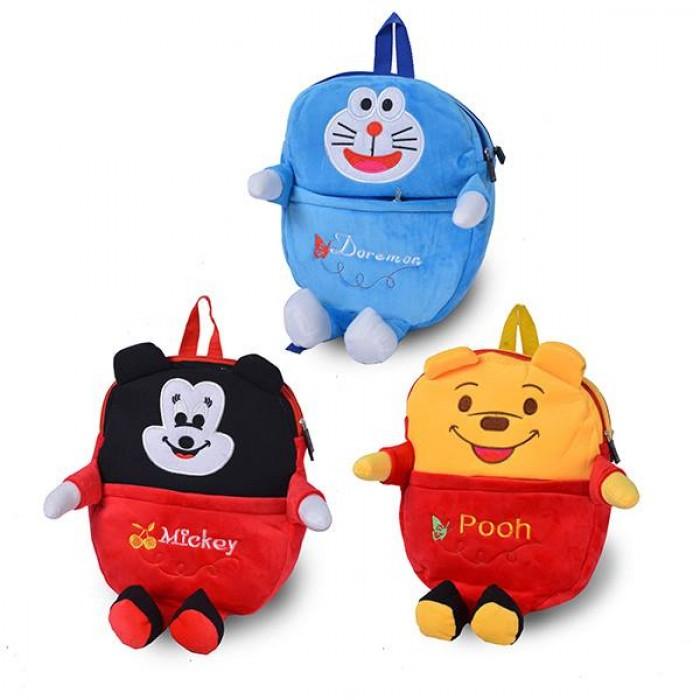 Các mẫu cặp sách trẻ em hình thú dễ thương, màu sắc bắt mắt được may gia công tỉ mỉ, 2