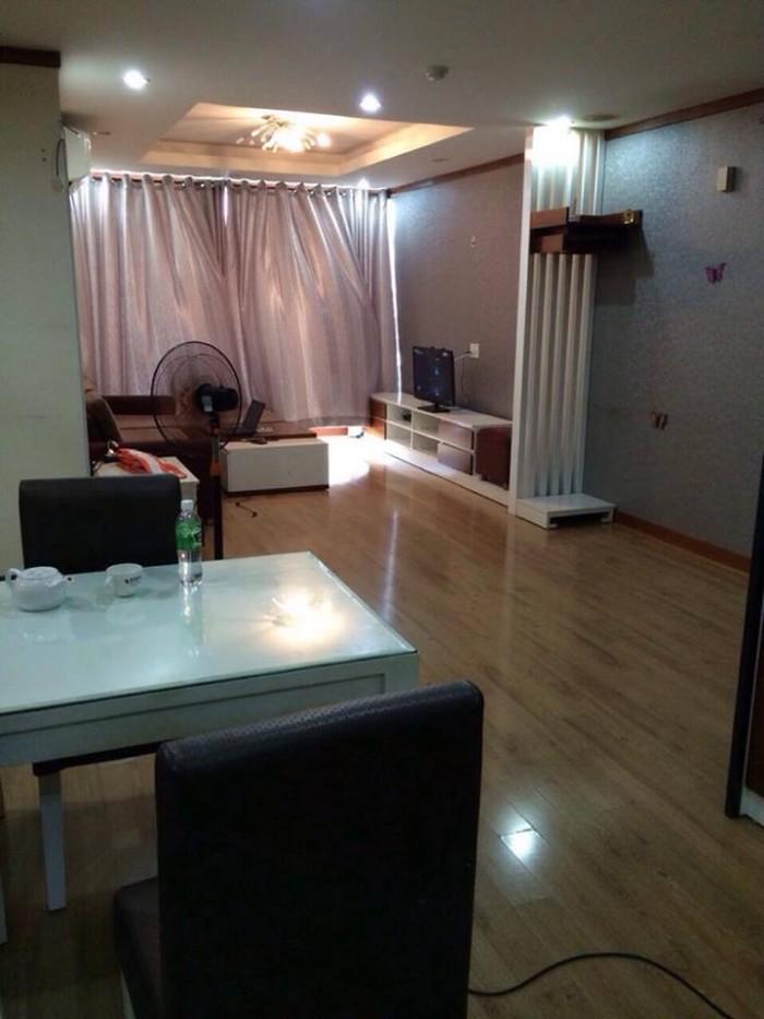 Cho thuê căn hộ Cao Gấp Giai Việt, Trung Tâm Hành Chính Quận 8, Diện Tích 115m2