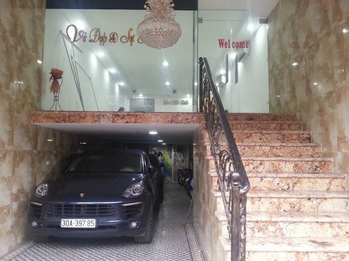 Chính chủ cần bán mặt phố Thợ Nhuộm 80m2, MT 5m, 9 tầng. Oto đỗ cửa.